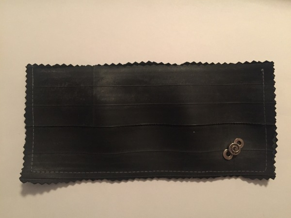 Bicycle inner tube wallet