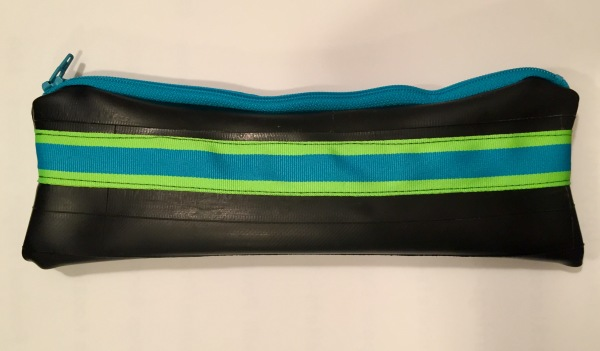 Bicycle inner-tube pouch